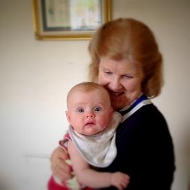 G with Nana