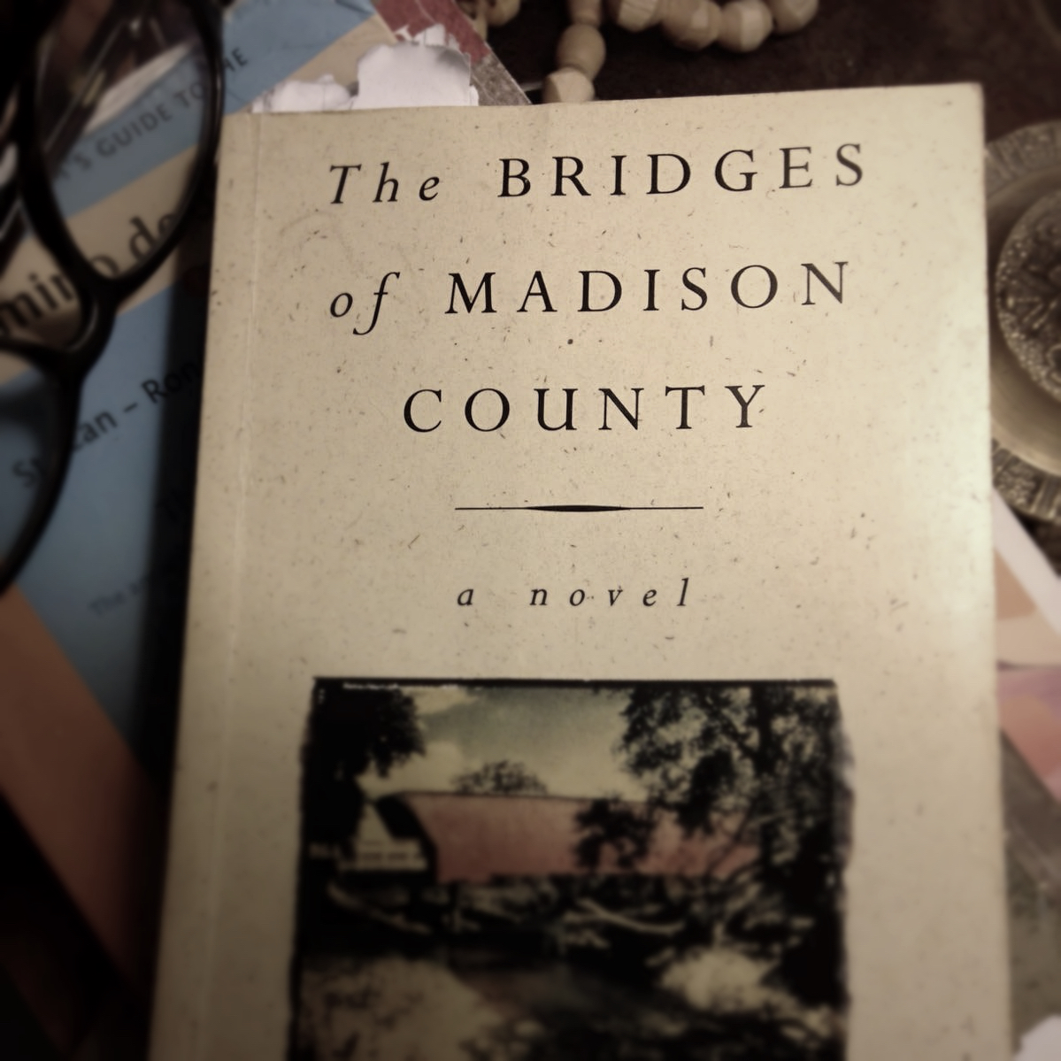 #theyearinbooks – The Bridges of Madison County.